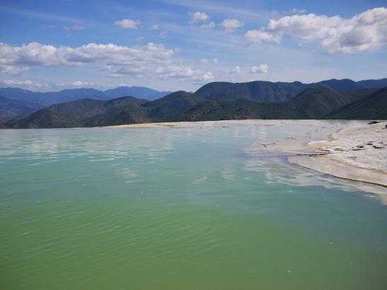 Hierve el Agua outside Oaxaca